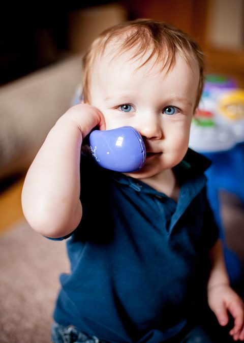 Zachary | One Year Old