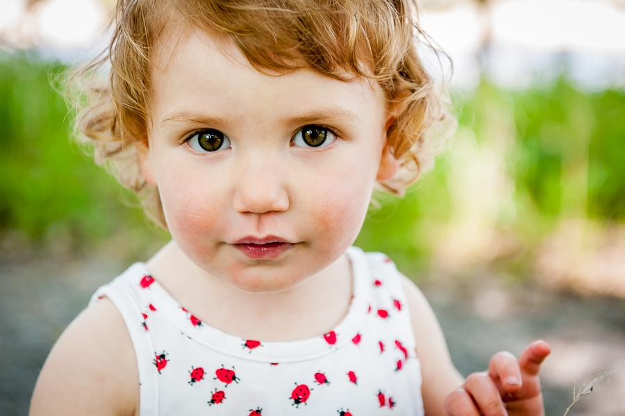 Lucia | Two Years Old