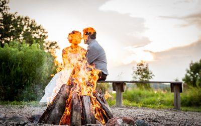 Lauren & Noah | Gale Woods Farm Wedding