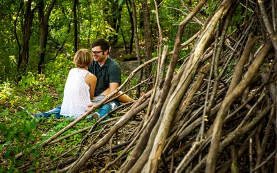 Amy & Reed |  St. Paul Engagement Session