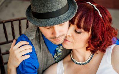 Tauni & Will | Varsity Theater Wedding