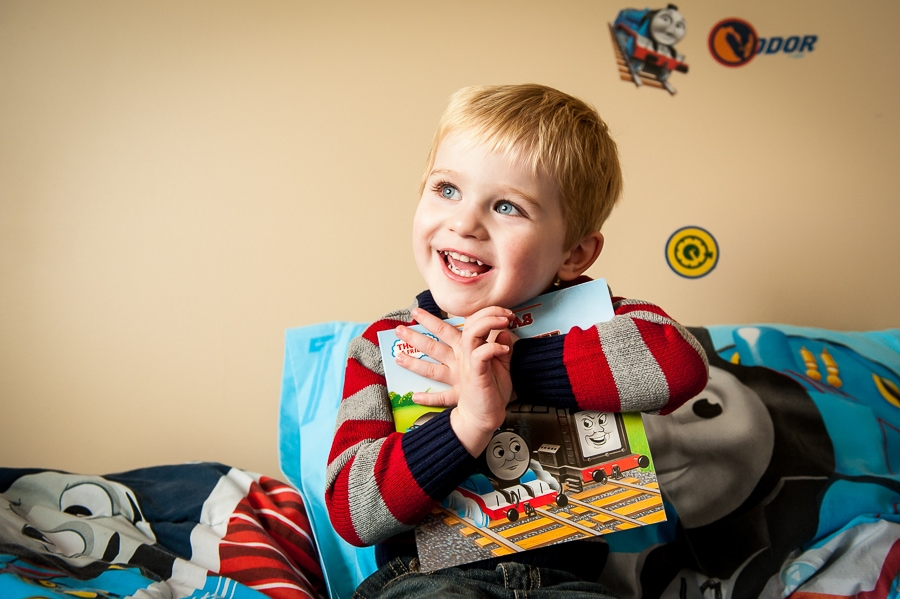 Thorman Kids | At-Home Session