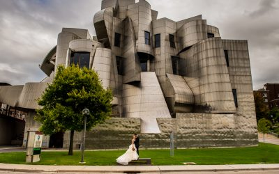 Sibyl & Joel / Weisman Art Museum Wedding