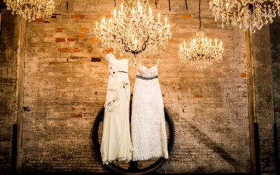 Gretchen & Olivia | Aria Minneapolis Wedding