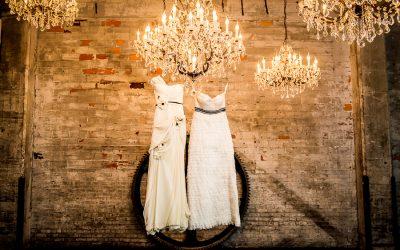 Gretchen & Olivia | Aria Minneapolis Wedding