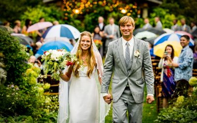 Beth & Mike | Camrose Hill Wedding