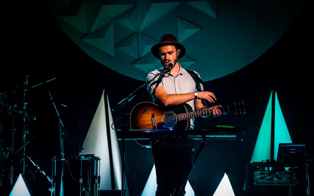 James Vincent McMorrow live at First Ave / Minneapolis, MN