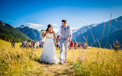 Wallowa Lake Wedding | Oregon