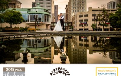 2015 Best of Awards | Wedding Photographer