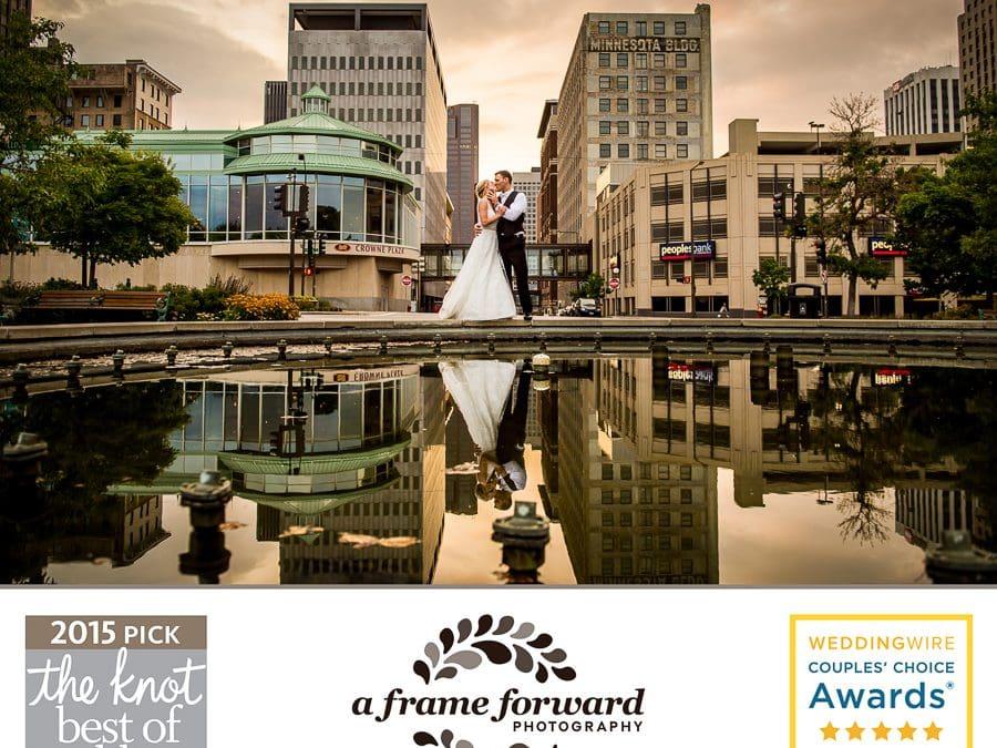 2015 Best of Awards | Wedding Photographer