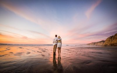 Deanna & Alex / La Jolla, CA Engagement Session