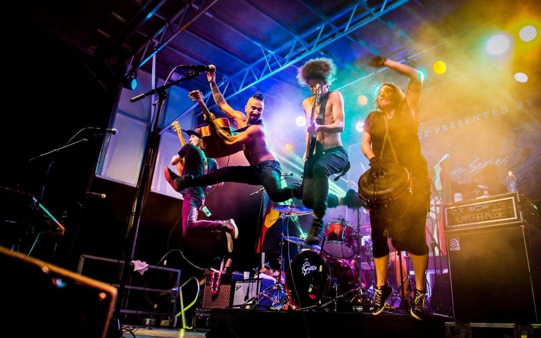 Nahko & MFTP / Live at Wanderlust Festival / Oahu, HI