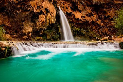 Havasu Falls / Landscape Photography