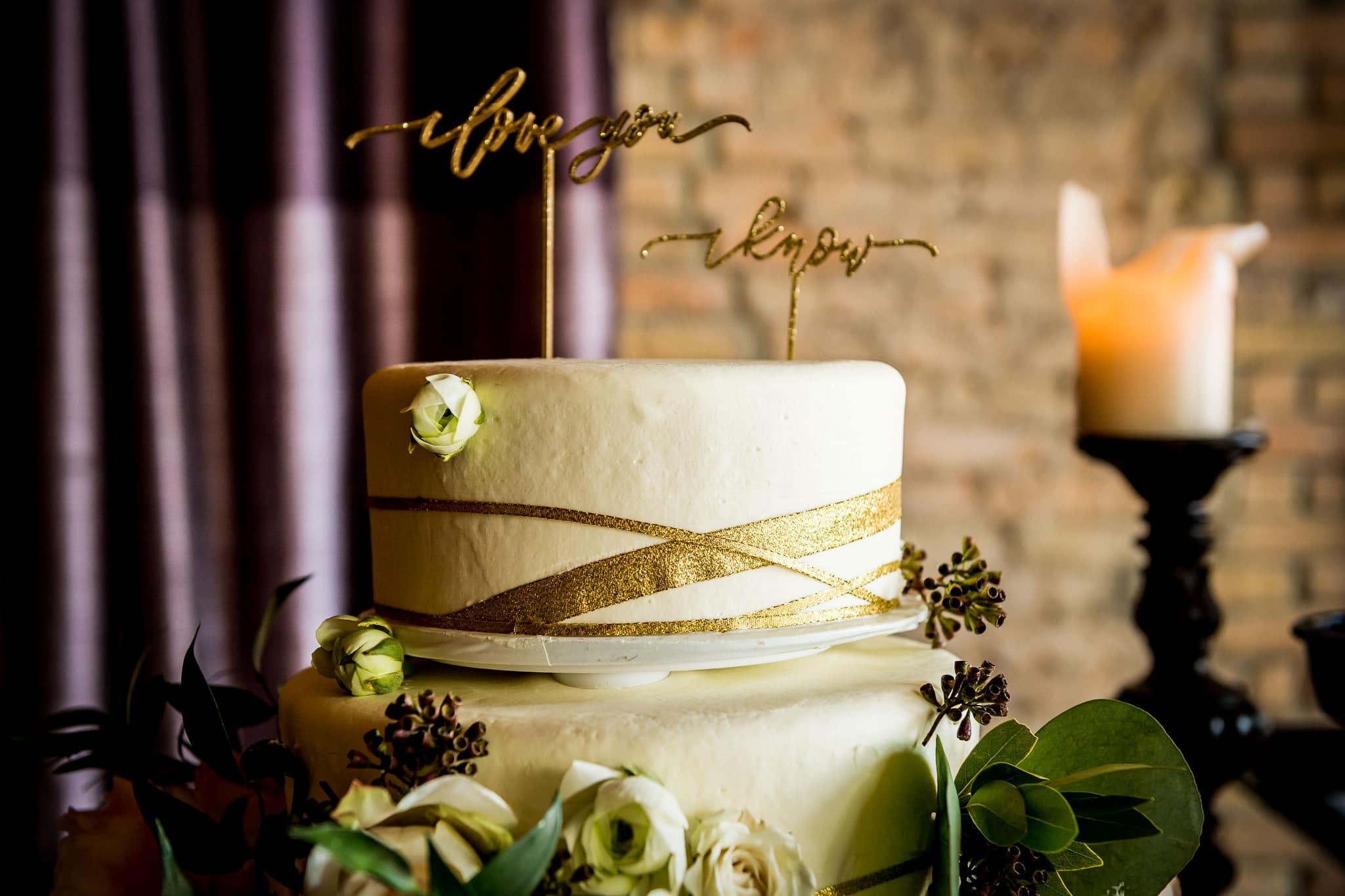Aster Cafe Wedding Cake 1
