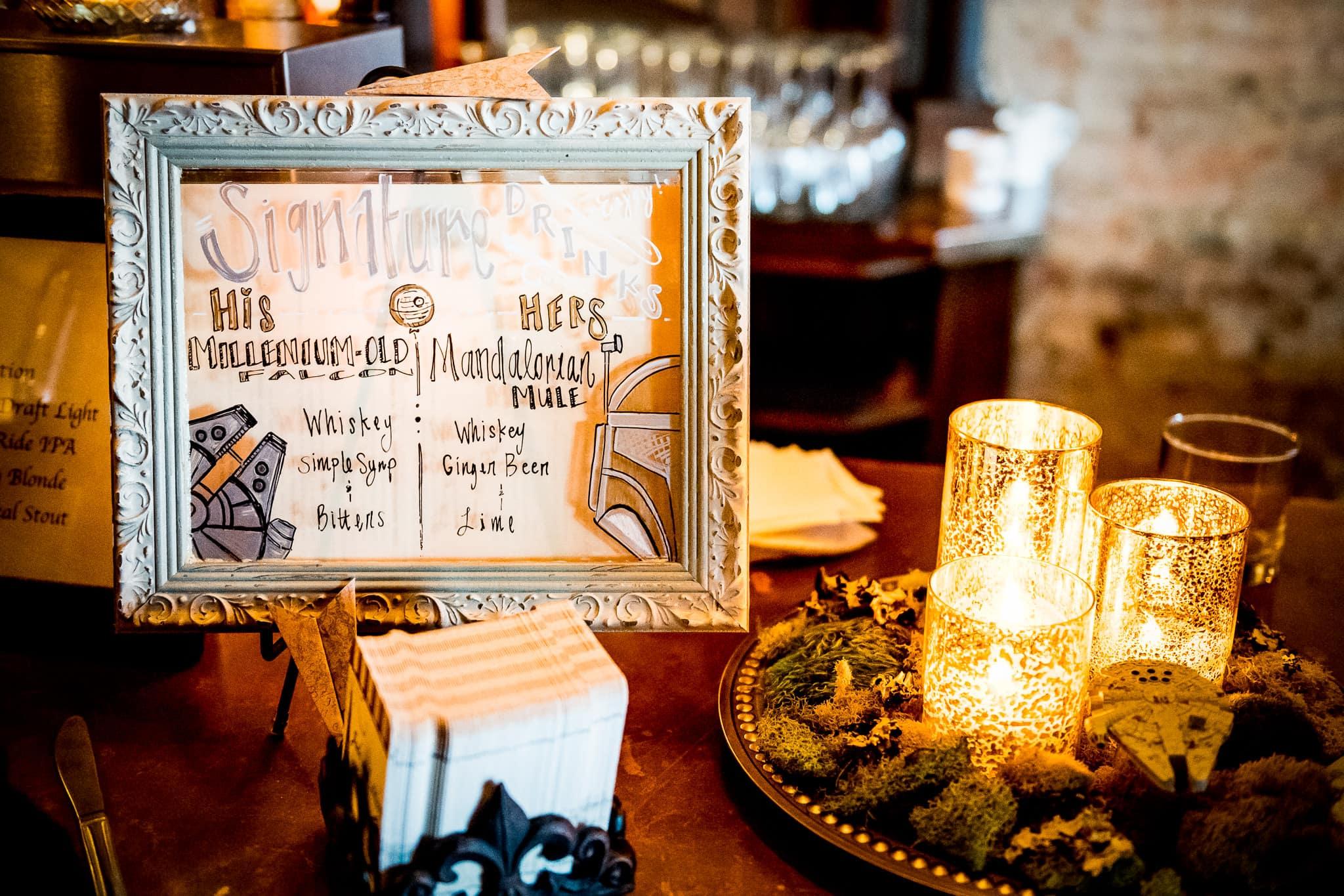 Aster Cafe Wedding Photos detail shot 12