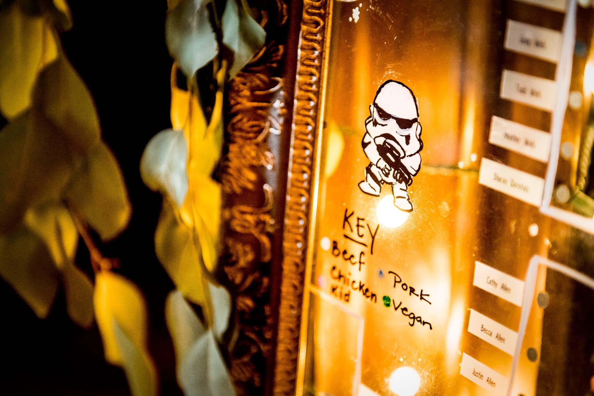 Aster Cafe Star Wars Theme Details 10