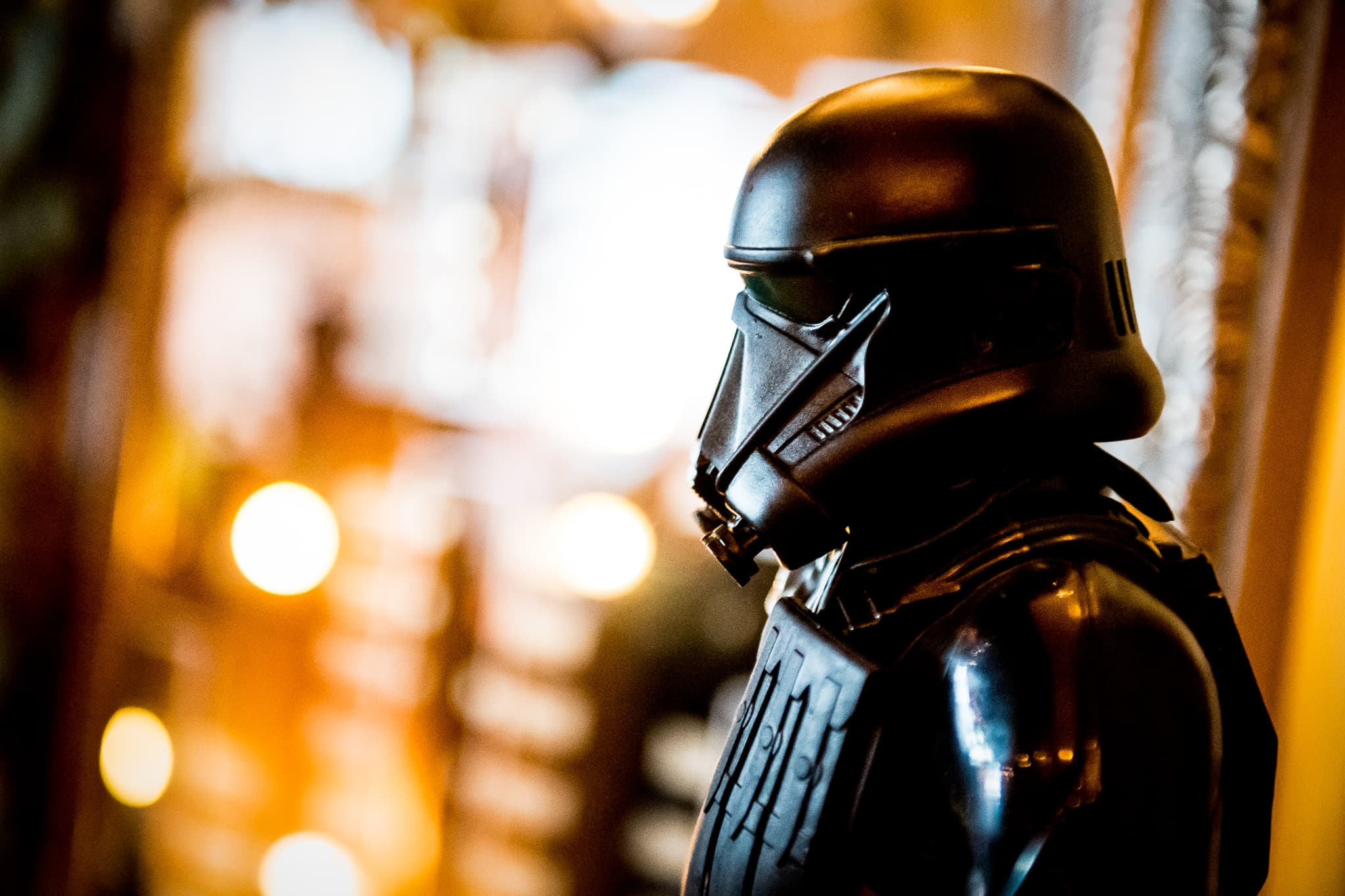 Aster Cafe Star Wars Theme Details 11