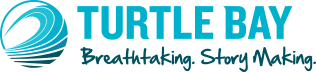 Turtle Bay Resort logo