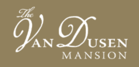 Van Dusen Mansion logo