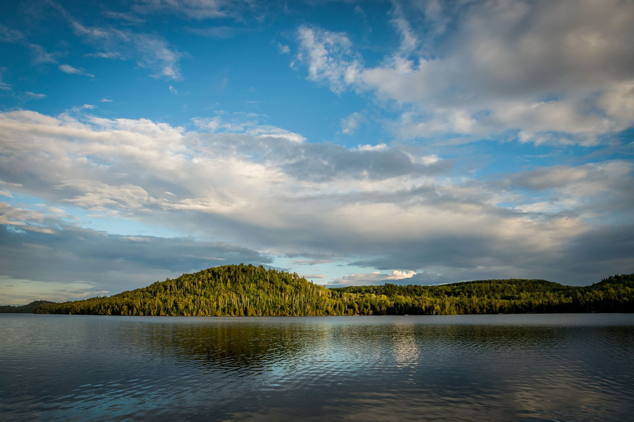Hungry Jack Lake landscape image