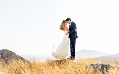 Sunset Beach Destination Wedding | Cabo San Lucas